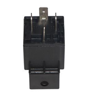 Four Pins Black Cover Automotive Relay 40A 12V Auto Parts pictures & photos