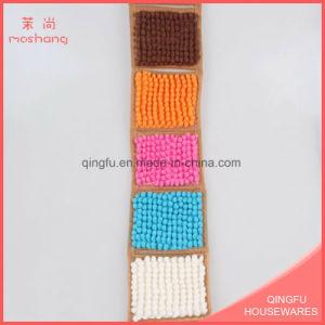 Wholesale Single Side Short Plush Chenille Mat pictures & photos