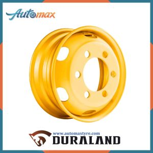 Automax Brand Tubeless Steel Rim (22.5X14.00, 22.5X16.00, 22.5X20.00) pictures & photos
