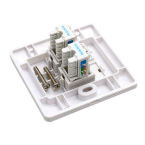 Surface Box for Keystone Jacket CAT6 RJ45 Module pictures & photos