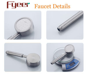 New Design Bathroom Bathtub Faucet Hand Shower Stainless Steel Shower Head pictures & photos