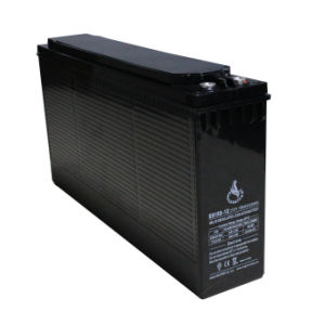 12V 150ah Front Terminal Deep Cycle Lead Acid Battery pictures & photos