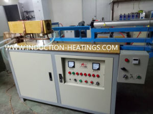Horizontal Type IGBT Supersonic Frequency Induction Heating Hot Forging Machine pictures & photos