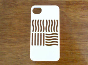 Small Batch of 3D Printed iPhone Plastic Case Model pictures & photos