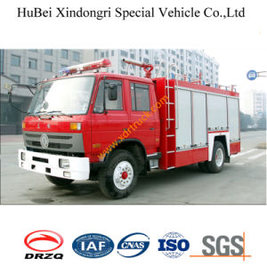 3ton Dongfeng 153 Dry Powder Fire Truck Euro3 pictures & photos