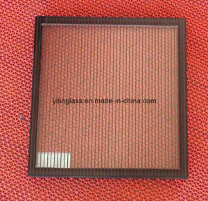 Color Ceramic Insulated Glass with Decorative Patterns and Thermal Function pictures & photos