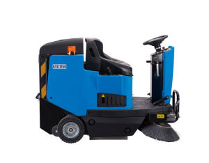 Gadlee Ce Industrial and Commercial Smart Ride-on Sweeper (GTS1250) pictures & photos