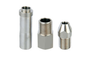 Stainless Steel Awl Parts with Machined Process pictures & photos