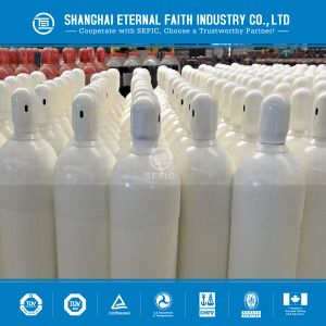 DOT 3AA Seamless Steel Gas Cylinder 40L /47L/50L Oxygen Cylinder pictures & photos