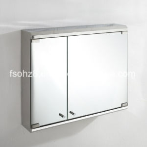 Europe Style Hot Selling Stainless Steel furniture Bathroom Cabinet (7003) pictures & photos