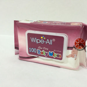 Free Baby Wipes Samples Nonwoven Spunlace Wet Wipes pictures & photos