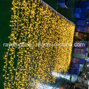 Outdoor Christmas Lights/Wedding Decoration LED Curtain Lights pictures & photos