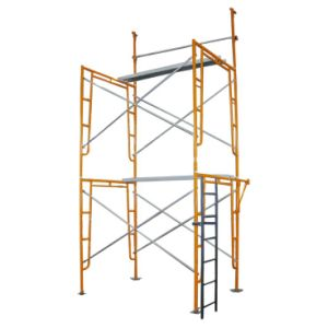 Portable Mobile Working Platform H U Frame Scaffolding System pictures & photos