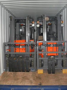 1ton to 3.5ton LPG, Gas, Gasoline Forklift with Chinese or Japanese Nissan Engine pictures & photos