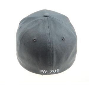 Wholesale Leisure Cap Gray 6 Panles Baseball Cap Hat pictures & photos