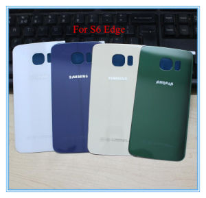 Mobile Phone Screen Back Housing for Samsung Galaxy S6 G9200 pictures & photos
