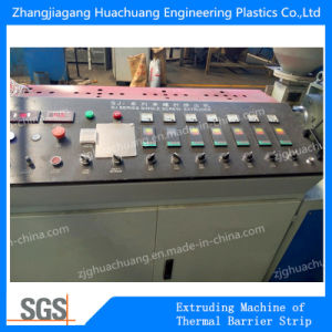 Chinese Qualified Thermal Break Isobar Extruder pictures & photos
