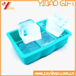 Custom Food Grade Silicone Ice Cream Mold for Promotion Gifts pictures & photos