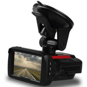 Ambarella 1296p Full HD Car Video Camera with Speed Alarm pictures & photos