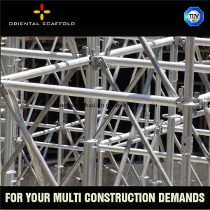 Ringlock Scaffold Reinforced Ledger Double Ledgers pictures & photos