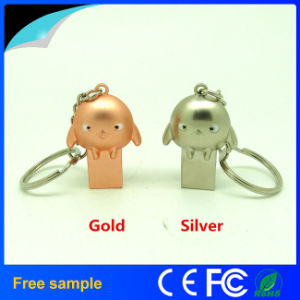 New Arrivals Lovely Chicken Metal USB Flash Memory pictures & photos