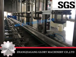 Automatic Cosmetic Shampoo Viscous Liquid Bottle Bottling Filling Machine pictures & photos