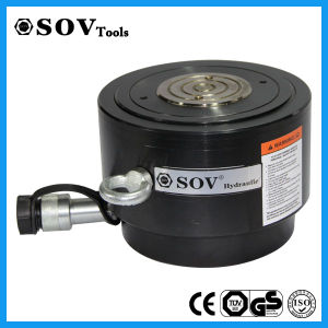 High Quality Sov Single Acting Safety Lock Nut Jack (SOV-CLL) pictures & photos