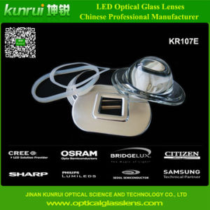 LED Glass Lens for High Power Street Light (KR107E)