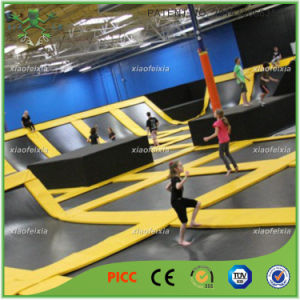 Gymnastic Soft Jump Trampoline Park for Sports pictures & photos