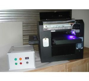 A3 Format Digital Dx5 Printhead UV Bottle Printer pictures & photos