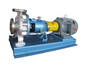 Chb Hot Oil Pump Hot Oil Circulation Pump with Ex Motor