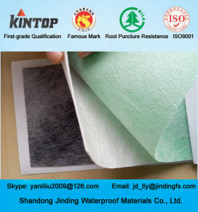 PP & PE Breathable Nonwoven Waterproof Membrane for Roof Underlayment Bathroom pictures & photos