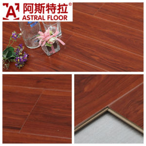 8mm Mirror Surface (U Groove) Laminate Flooring (AD315) pictures & photos
