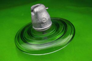 Suspension Glass Insulator U160b pictures & photos