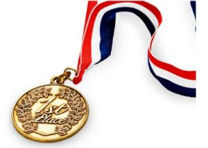 Newest Customized Souvenir 3D Metals Medal with Ribbon pictures & photos
