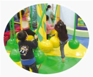 Cheer Amusement Jungle Adventure Indoor Playground CH-RS110056 pictures & photos