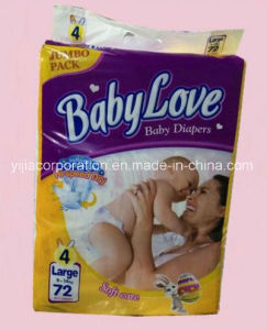 Free Sample Pampered Baby Diaper Manufacturer in China pictures & photos