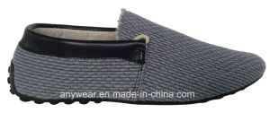 Fabric Men Casual Footwear Leisure and Comfort Shoes (816-2951) pictures & photos