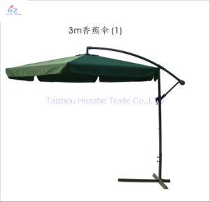 10ft Banana Umbrella with Flap Garden Umbrella Parasol Outdoor Umbrella pictures & photos