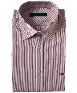 Men′s Cotton/ Poly Dress Shirts (PL-M-SHT006)