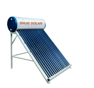 Non-Pressuirzed Solar Water Heating System pictures & photos