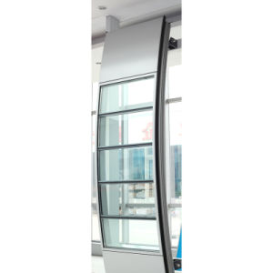 Curtain Wall Aluminium Profiles pictures & photos