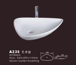 Ceramic Sinks (A235)
