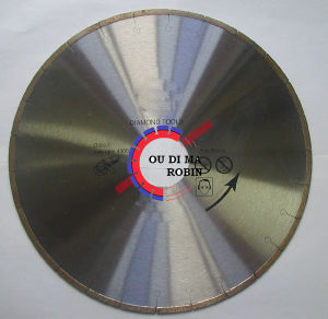 Diamond Ceramic Diamond Disc for Stone Cutting pictures & photos