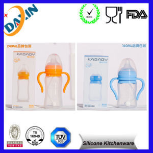 FDA Small Baby Milk Feeder Baby Products pictures & photos