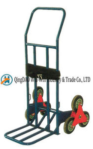 Stair Climbing Hand Truck Ht1312 pictures & photos