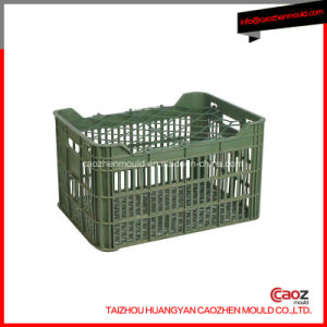 Plastic Injection Fruit and Grape Crate/Turn Box Molding