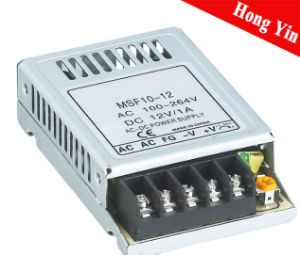 Msf-10-12 10W Single Output Ultrathin LED Power Supply pictures & photos