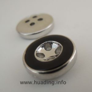 Four Holes Plastic Sewing Button for Garment (B752-A) pictures & photos
