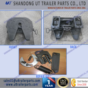Holland Type Casting Fifth Wheel/5th Wheel 50mm 90mm for Semi Trailer and Truck pictures & photos
